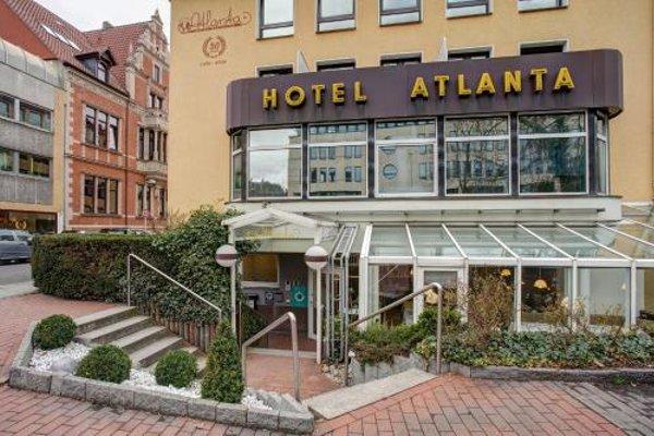 Centro Hotel Atlanta - фото 22