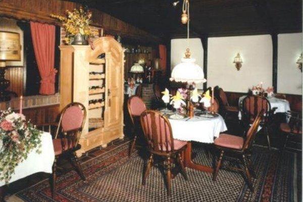 Hotel & Restaurant Bei Holzchen - фото 12