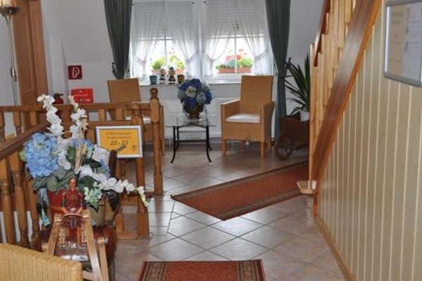 Hotel & Restaurant Bei Holzchen - фото 13