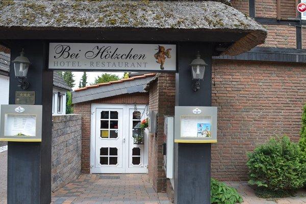 Hotel & Restaurant Bei Holzchen - фото 21