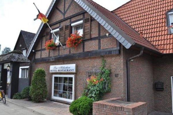 Hotel & Restaurant Bei Holzchen - фото 22