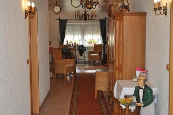 Hotel & Restaurant Bei Holzchen - фото 8