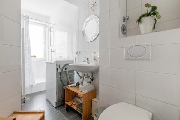 CONZEPTplus Private Apartments Hannover City - room agency - фото 13