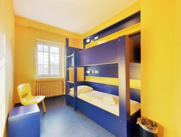 Хостел Bed'nBudget Expo-Hostel Rooms
