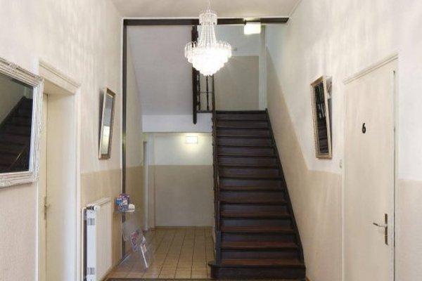 Am Lindenhof - Self Check-In Hotel - фото 17