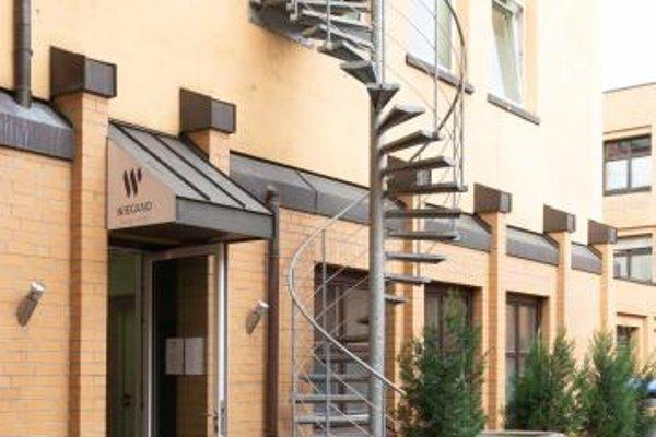 Design Hotel Wiegand - фото 23
