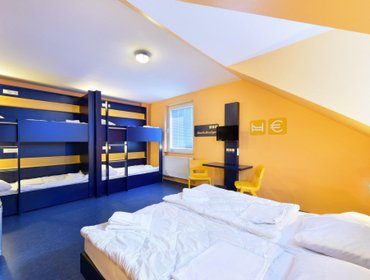 Хостел Bed'nBudget City-Hostel
