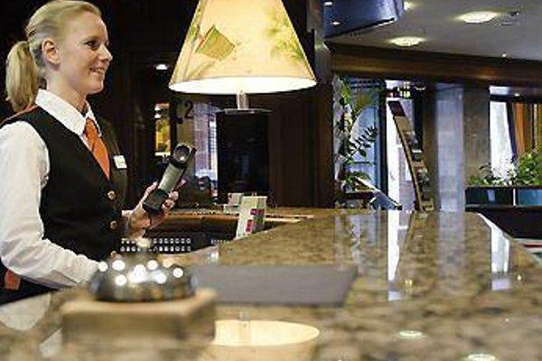 Mercure Hotel Hamm - фото 20