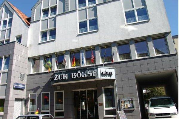 Hotel zur Borse - фото 22