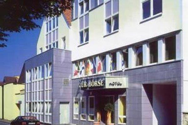 Hotel zur Borse - фото 23
