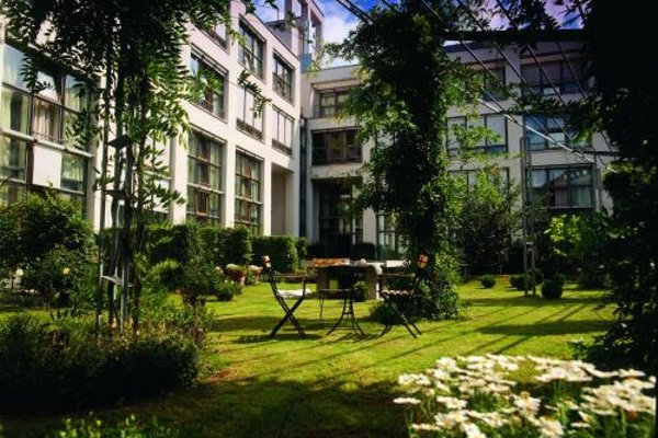 Hanse Clipper Haus Apartments Hamburg - фото 19