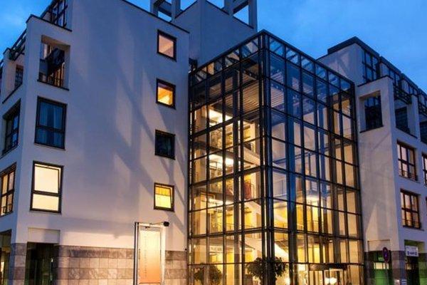 Hanse Clipper Haus Apartments Hamburg - фото 20