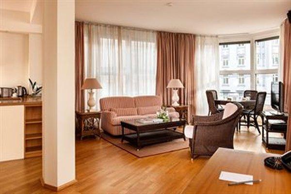 Hanse Clipper Haus Apartments Hamburg - фото 5
