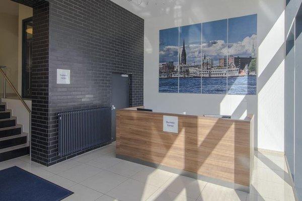 Holiday Inn Express Hamburg City Centre - фото 15