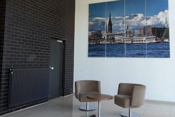 Holiday Inn Express Hamburg City Centre - фото 20