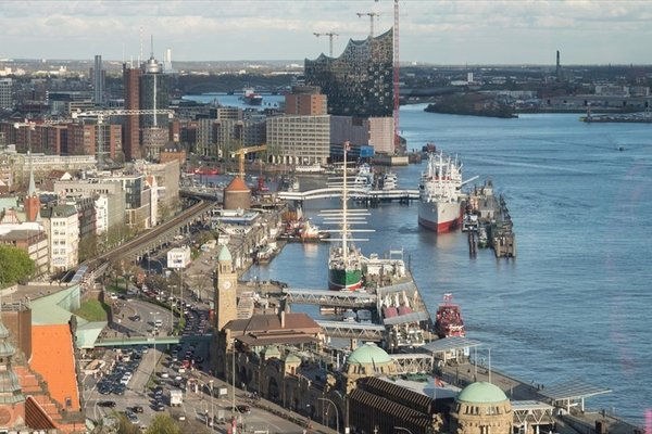 Holiday Inn Express Hamburg City Centre - фото 23