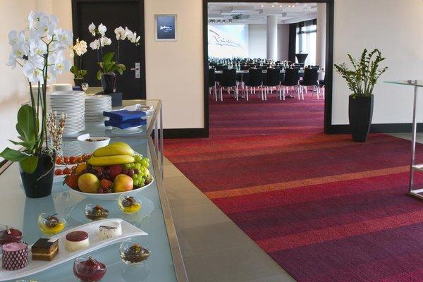 Radisson Blu Hotel, Hamburg - фото 17