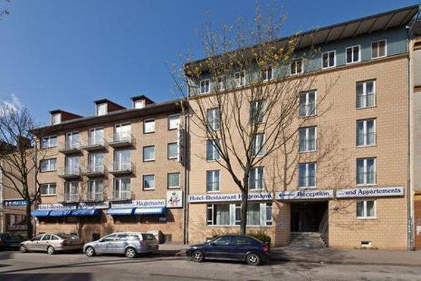 Novum Hotel Hagemann Hamburg Hafen - 22