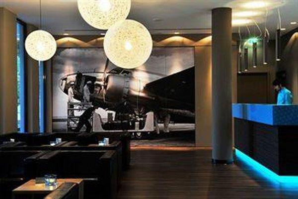 Motel One Hamburg Airport - фото 20