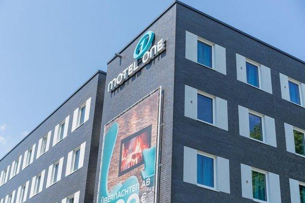 Motel One Hamburg Airport - фото 23
