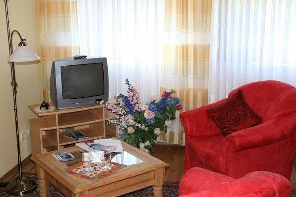 Albertus Paris Stadt-Appartement - фото 6