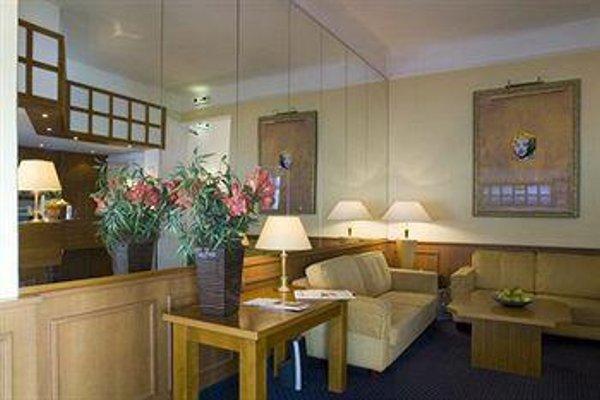 relexa hotel Bellevue an der Alster - 8