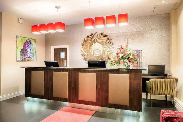 Gresham Carat Hotel Hamburg - 16