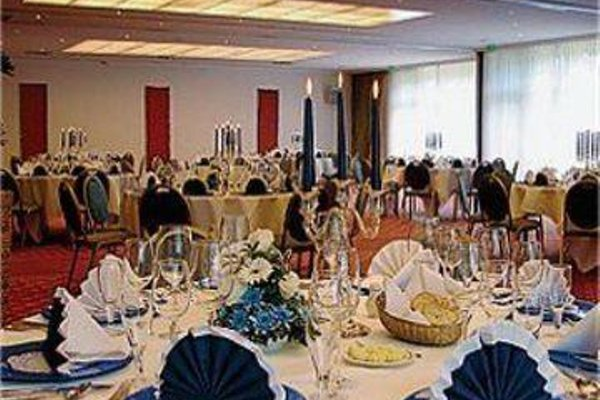 Panorama Hotel Hamburg-Billstedt (ех. TOP CityLine Hotel Panorama Billstedt) - фото 13