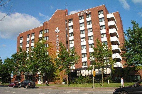 Panorama Hotel Hamburg-Billstedt (ех. TOP CityLine Hotel Panorama Billstedt) - фото 23