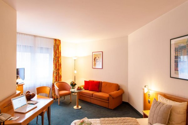 Panorama Hotel Hamburg-Billstedt (ех. TOP CityLine Hotel Panorama Billstedt) - фото 4