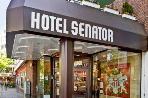 Hotel Senator Hamburg - 10