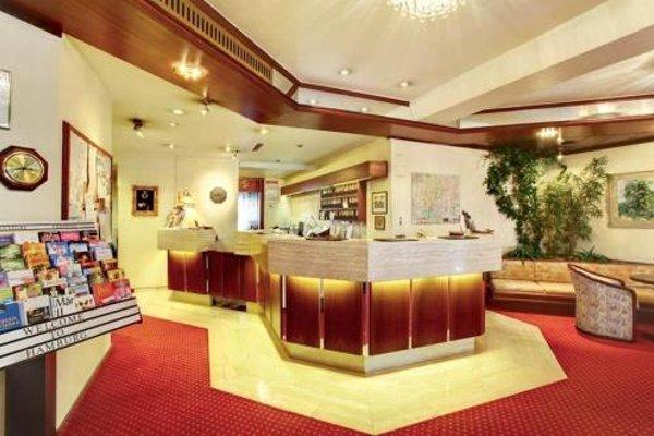 Hotel Senator Hamburg - 13
