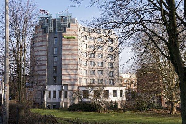 Wyndham Garden Hamburg City Centre Berliner Tor (ех. Grand City Hotel Berlin; Hotel Berlin) - фото 22