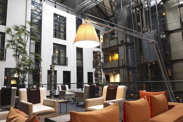 Gastwerk Hotel Hamburg - фото 15