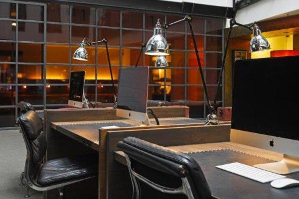 Gastwerk Hotel Hamburg - 19