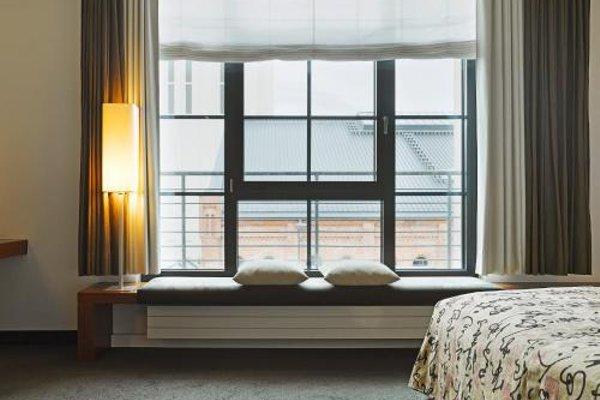 Gastwerk Hotel Hamburg - 21
