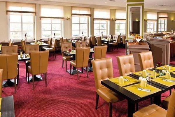 Leonardo Hotel Hamburg Stillhorn - фото 13