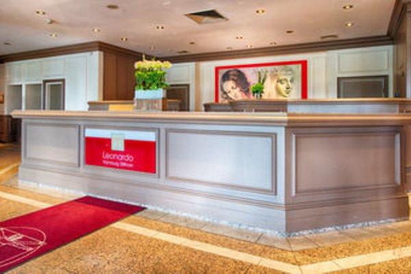 Leonardo Hotel Hamburg Stillhorn - фото 15