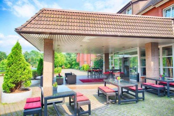 Leonardo Hotel Hamburg Stillhorn - фото 21