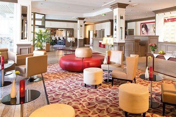 Leonardo Hotel Hamburg Stillhorn - фото 5