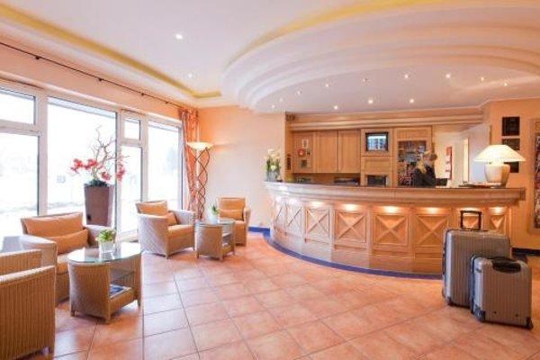 Best Western Premier Alsterkrug Hotel - фото 15