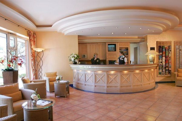 Best Western Premier Alsterkrug Hotel - фото 16