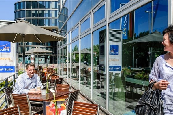 Novotel Suites Hamburg City - фото 14