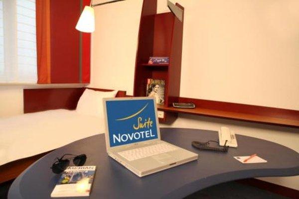 Novotel Suites Hamburg City - фото 16