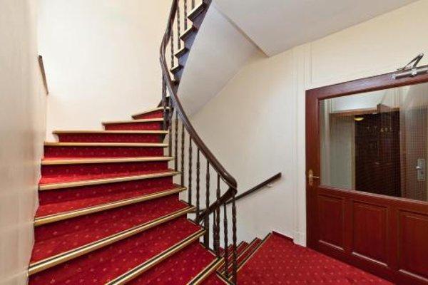 Novum Hotel Holstenwall Hamburg Neustadt - фото 18