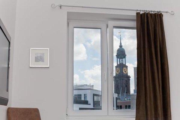 Novum Hotel Holstenwall Hamburg Neustadt - фото 22