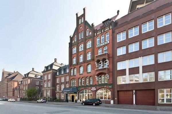 Novum Hotel Holstenwall Hamburg Neustadt - фото 23