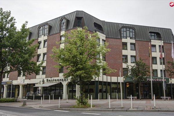 Hotel Panorama Hamburg-Harburg - фото 22