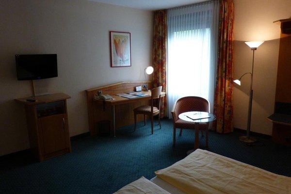 Hotel Panorama Hamburg-Harburg - фото 6