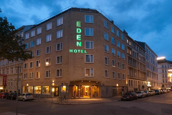 Centro Hotel Eden - фото 22